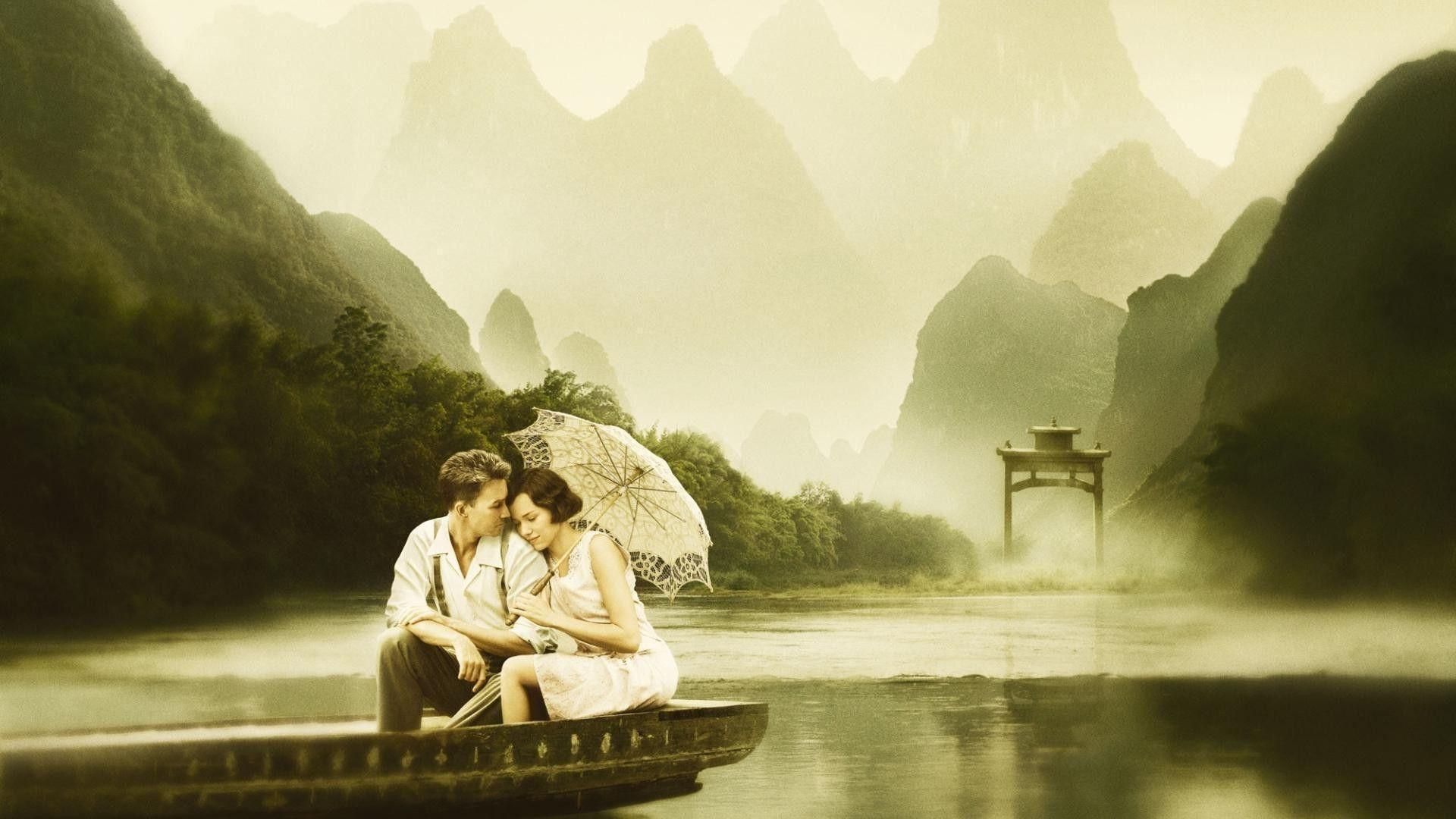 Hd wallpaper romantic - Romantic Couple Sunset Hd Desktop Wallpaper Widescreen High