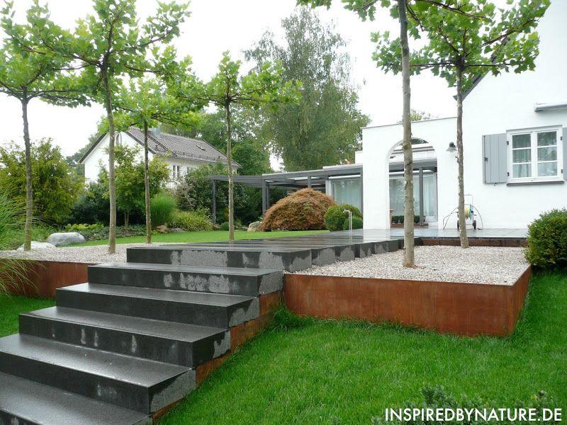 moderne g rten s d deutschland moderne g rten. Black Bedroom Furniture Sets. Home Design Ideas