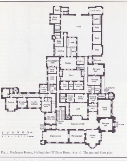 Pin By Yuurei On House Castle Floor Plan Highclere Castle Floor Plan Castle House Plans
