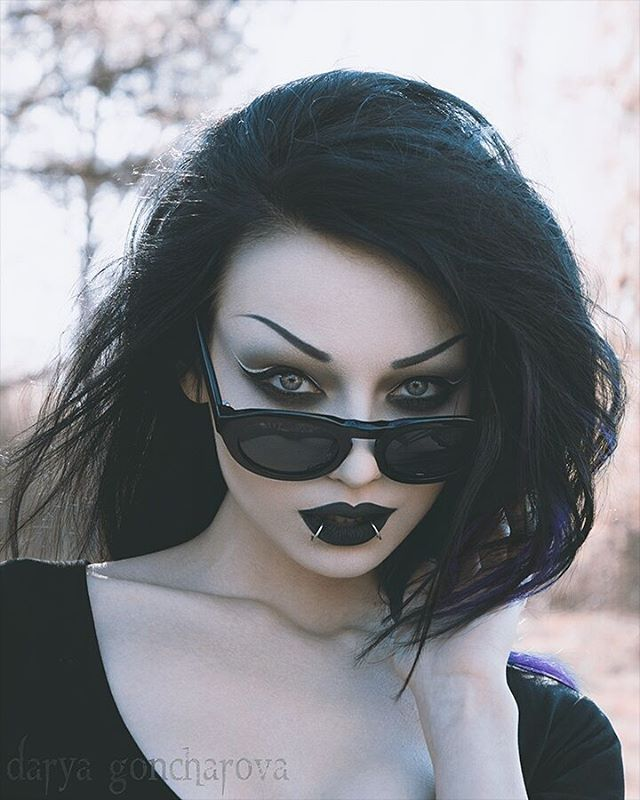 Gothic goth girl sex the