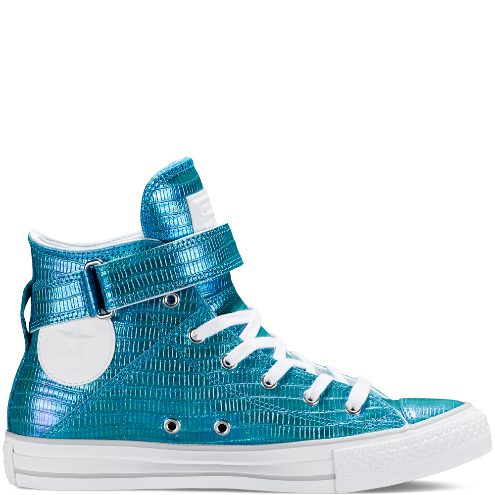 Chuck Taylor All Star Iridescent Brea Cyan Space cyan space