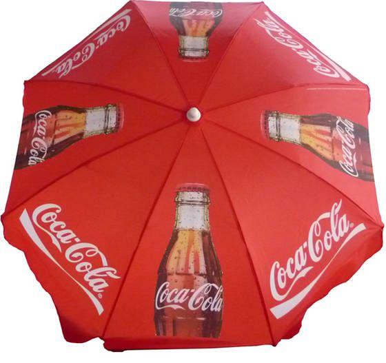 Marvelous Coca Cola Beach Umbrella