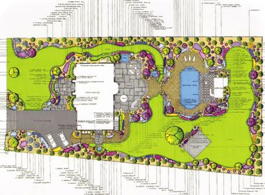 Playground Renovation Landscape Architecture Poster
