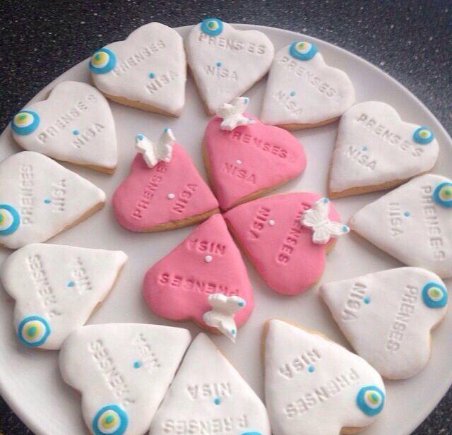 Herz geburtstag kekse