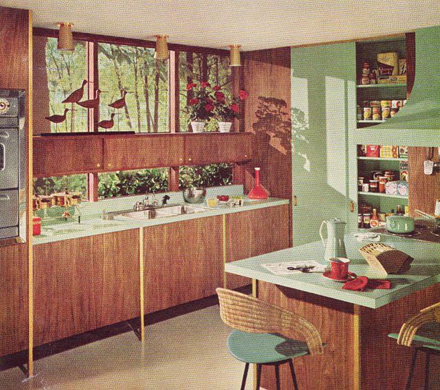 Sherwin 61 Cool House Designs Retro Home Decor House Design