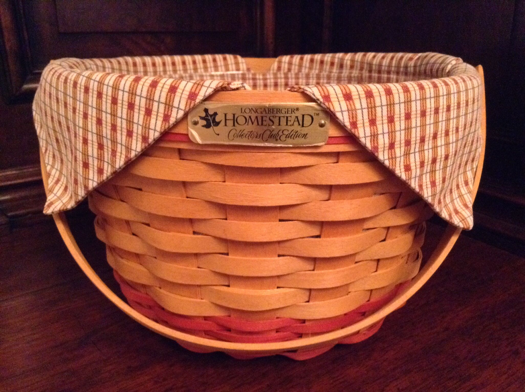 What can you do on the Longaberger Homestead?