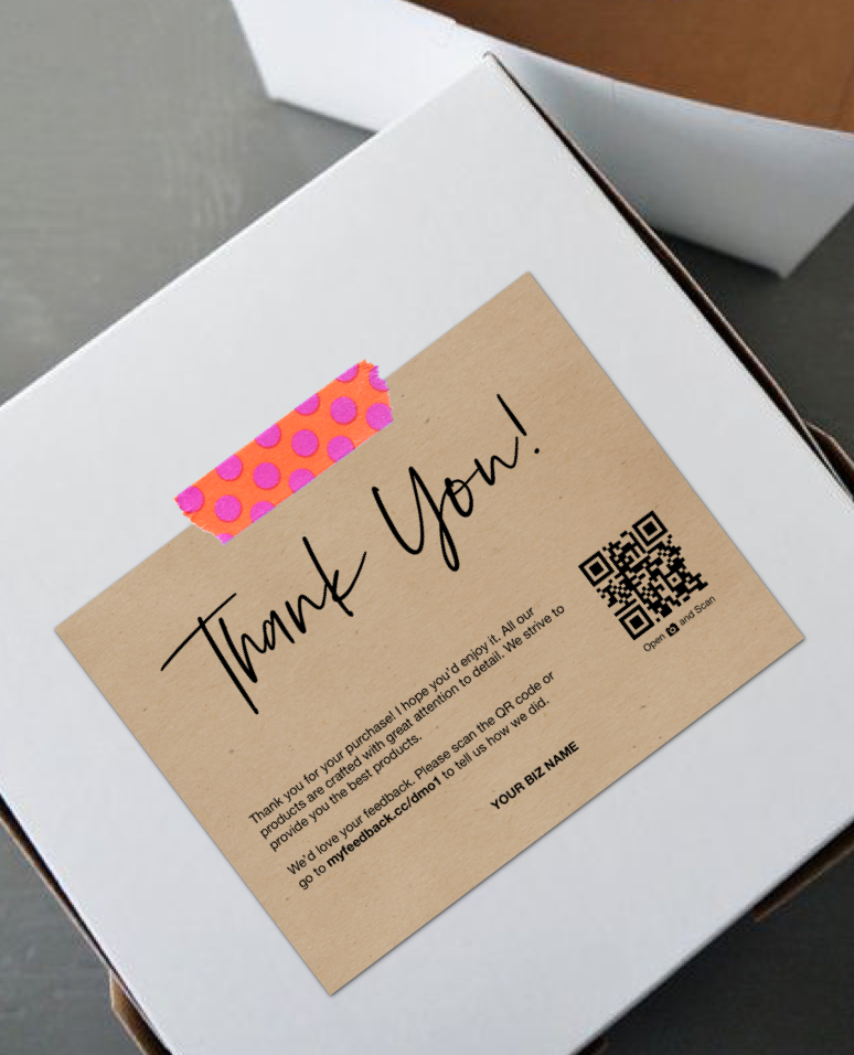 Printable Thank You Cards For Business