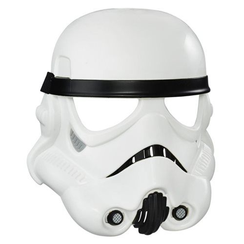 Buy Star Wars Rogue One Imperial Stormtrooper Mask at Entertainment Earth Mint Condition Guaranteed FREE SHIPPING on eligible purchases Shop now