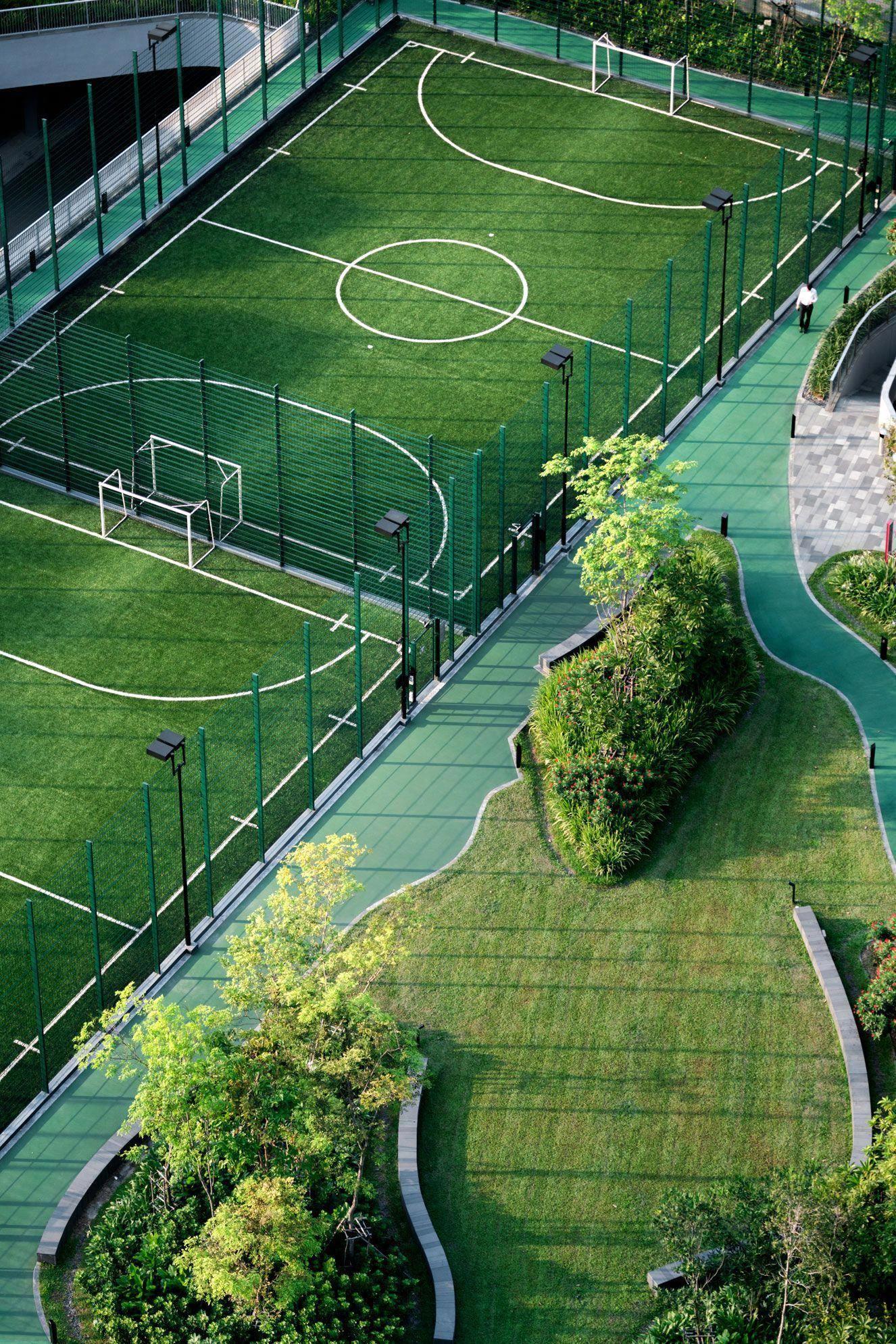 Comtech Landscape Architects » Shma Architects » DCA