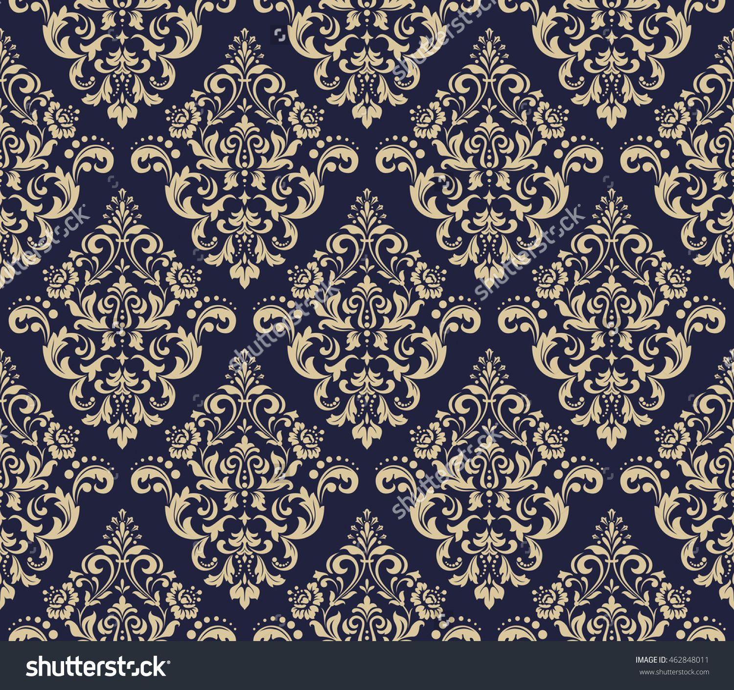 Baroque pattern wallpaper the image kid - Barock wallpaper ...
