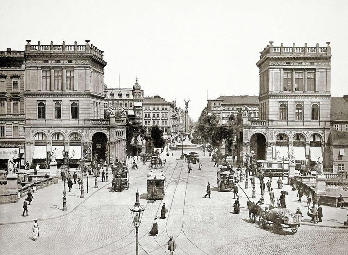 Berlin Vor 100 Jahren Die Hauptstadt Der Hautungen Berlin Hauptstadt Friedrichstrasse