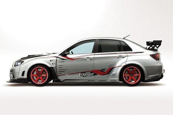 Cars · Varis Body Kit | ... Subaru Impreza WRX STI 4 Door Wide Body