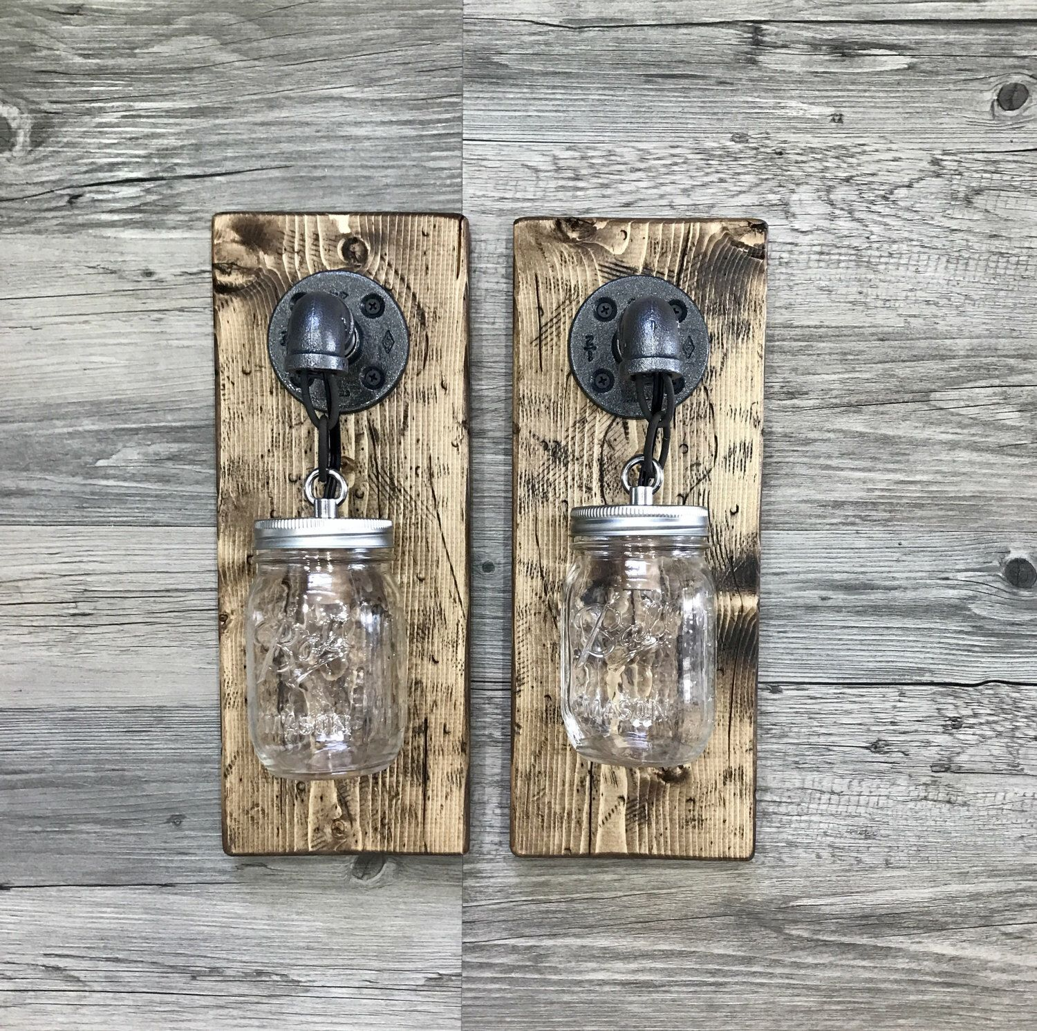 cabin wall ashton sconce lighting rustic sconces