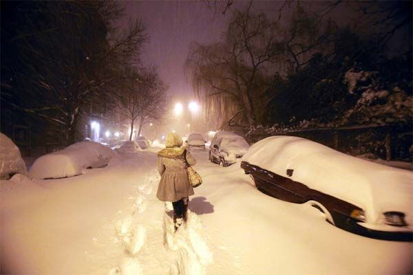 Días de nieve
