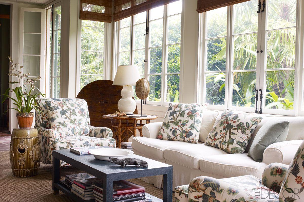 surprising Sunroom Interior Decorating Part - 2: Julia Reed, New Orleans Sunroom