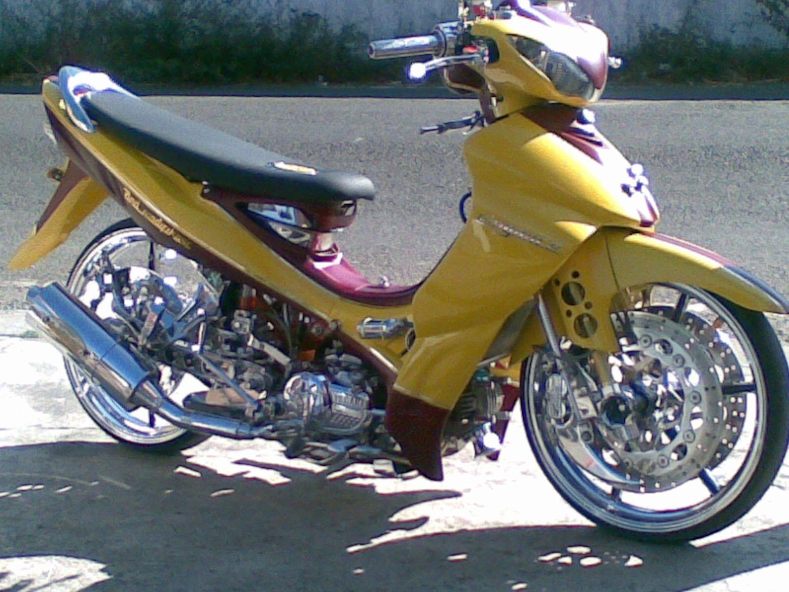 Punya motor jupiter z modifikasi sulapnya seperti ini kunci punya motor jupiter z modifikasi sulapnya seperti ini ccuart Image collections