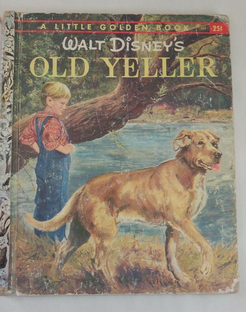 Details about vintage childrens 1950s little golden book