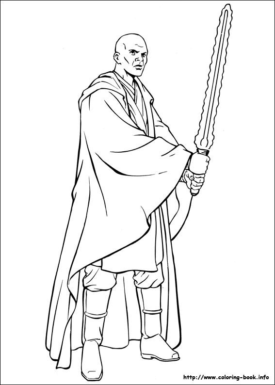 Star Wars coloring picture | LineArt: Star Wars | Pinterest