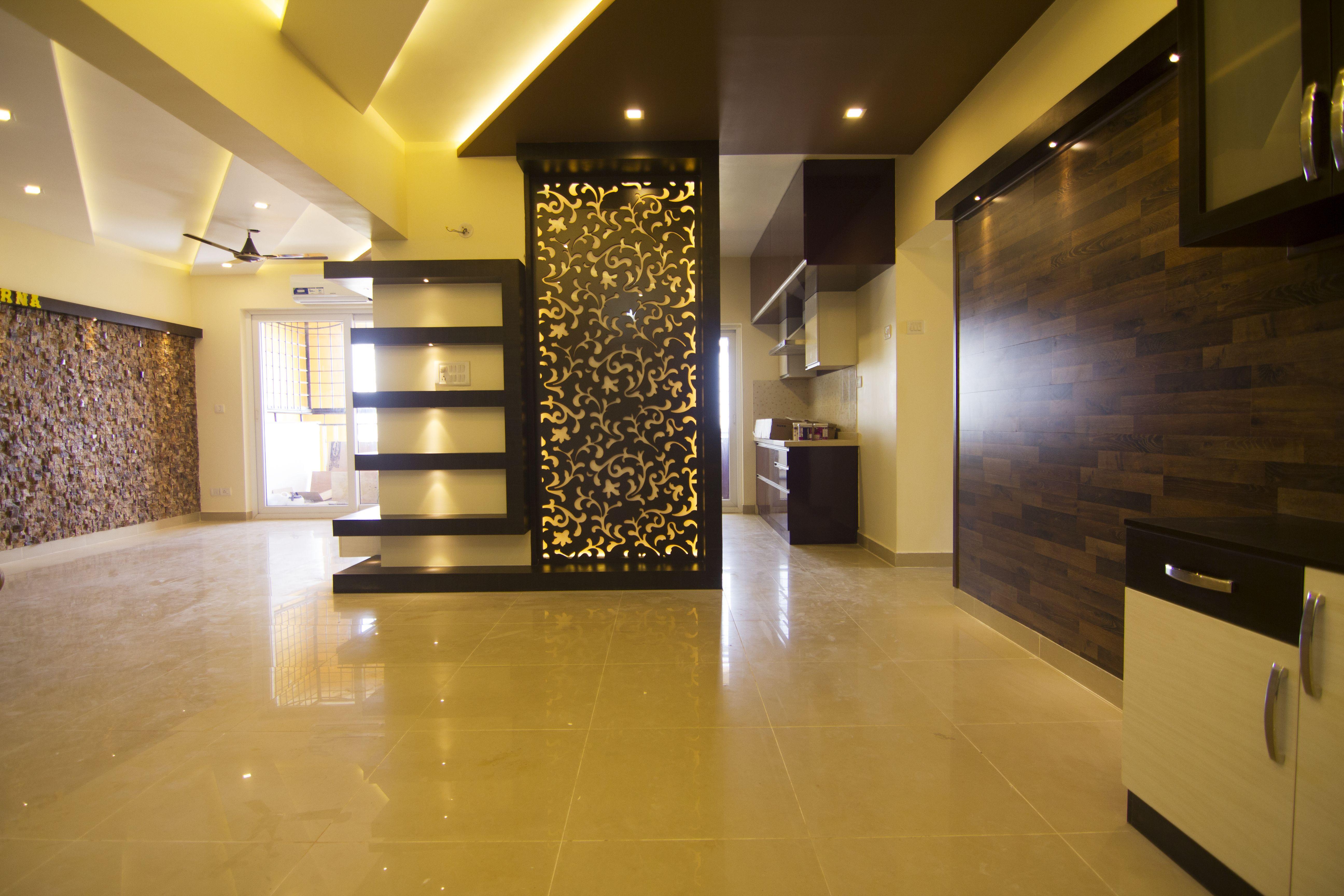 Dr Ravikumar S 3bhk Apartment Interiors Golden Grand Interior Flat Interior Design Flat Interior