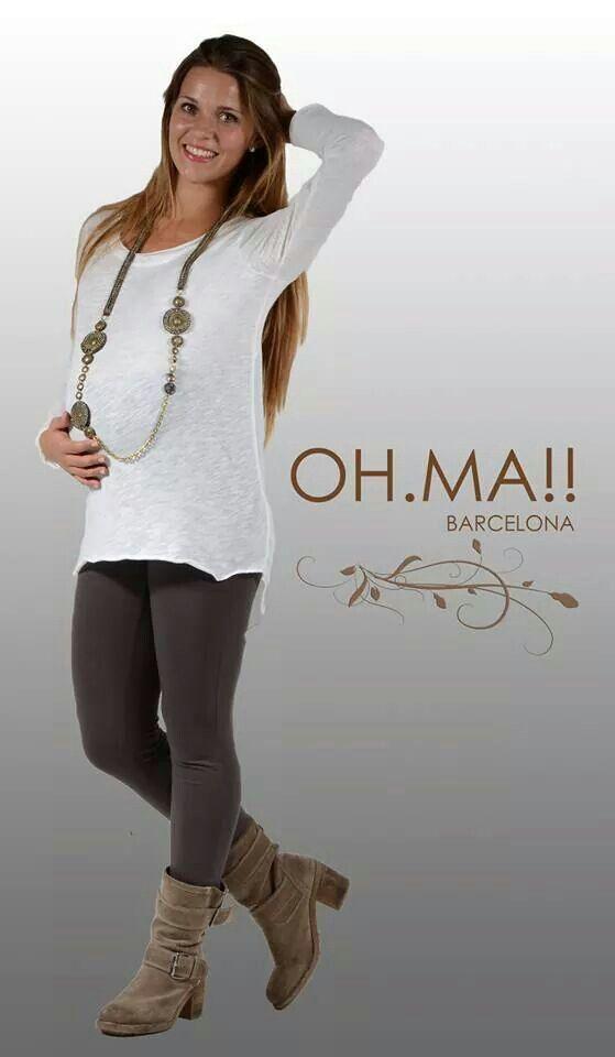 a8016020d www.ohmabarcelona.com Moda Premama
