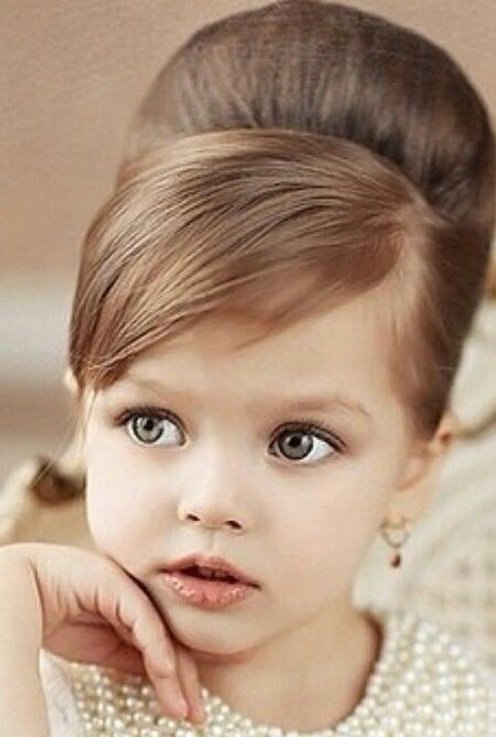 Toddler Hairstyle Teamclassy Baby Girl Hair Kids Hairstyles Toddler Hair