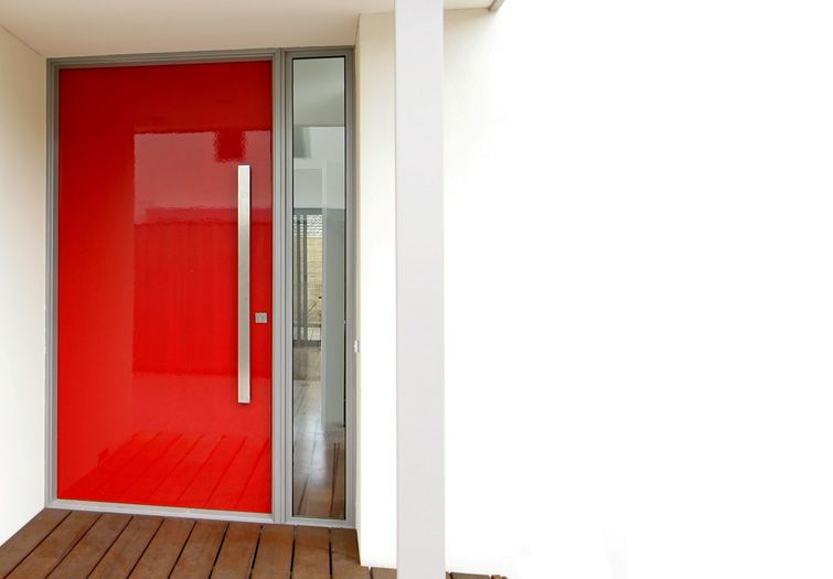 Aluminium Hinged Door | Ideas for the House | Pinterest | Doors and ...