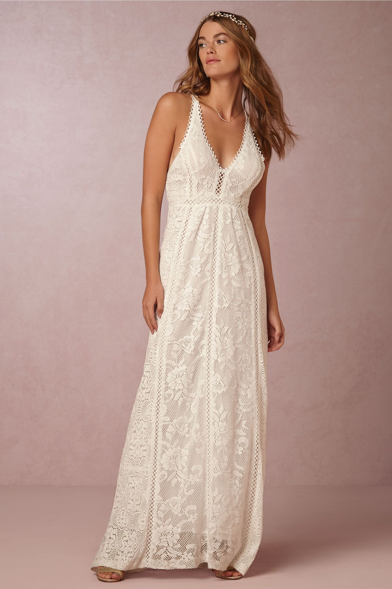 Beautiful Wedding Dresses for Beach Weddings | Vestido novia playa ...