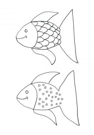 40+ Malvorlage Fisch A4 in 2020 | Malvorlage fisch ...