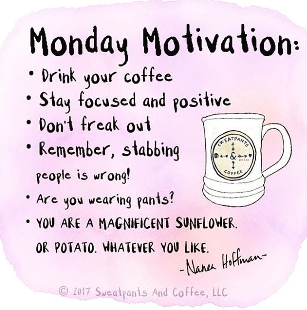 Funny Monday Motivational Quotes For Work