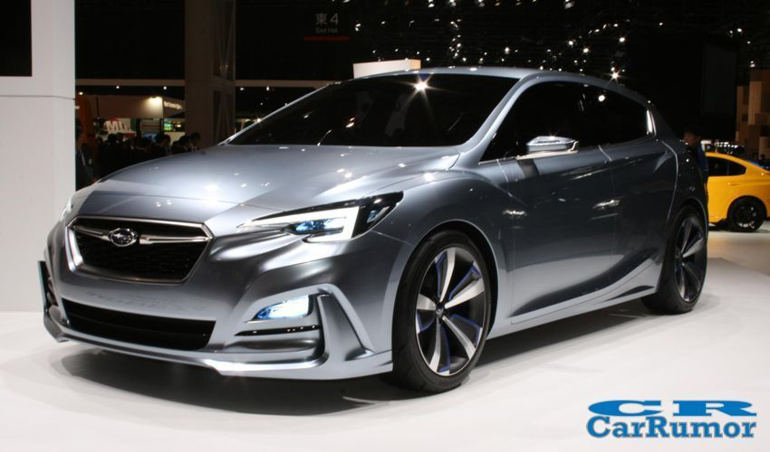 2018 Subaru Impreza Changes, Redesign, Price, Release Date