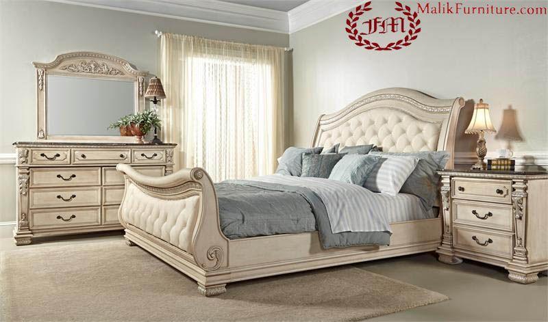 . Bed New Design    New Modern Design   Malik Furniture    House of