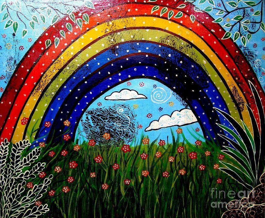 Whimsical Paintings