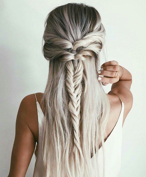 Captivating Image Result For Tumblr Braided Hairstyles