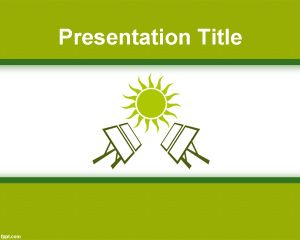 Solar panel powerpoint template is a free solar energy template for solar panel powerpoint template is a free solar energy template for powerpoint presentations that you can download for companies or business going green as toneelgroepblik Gallery