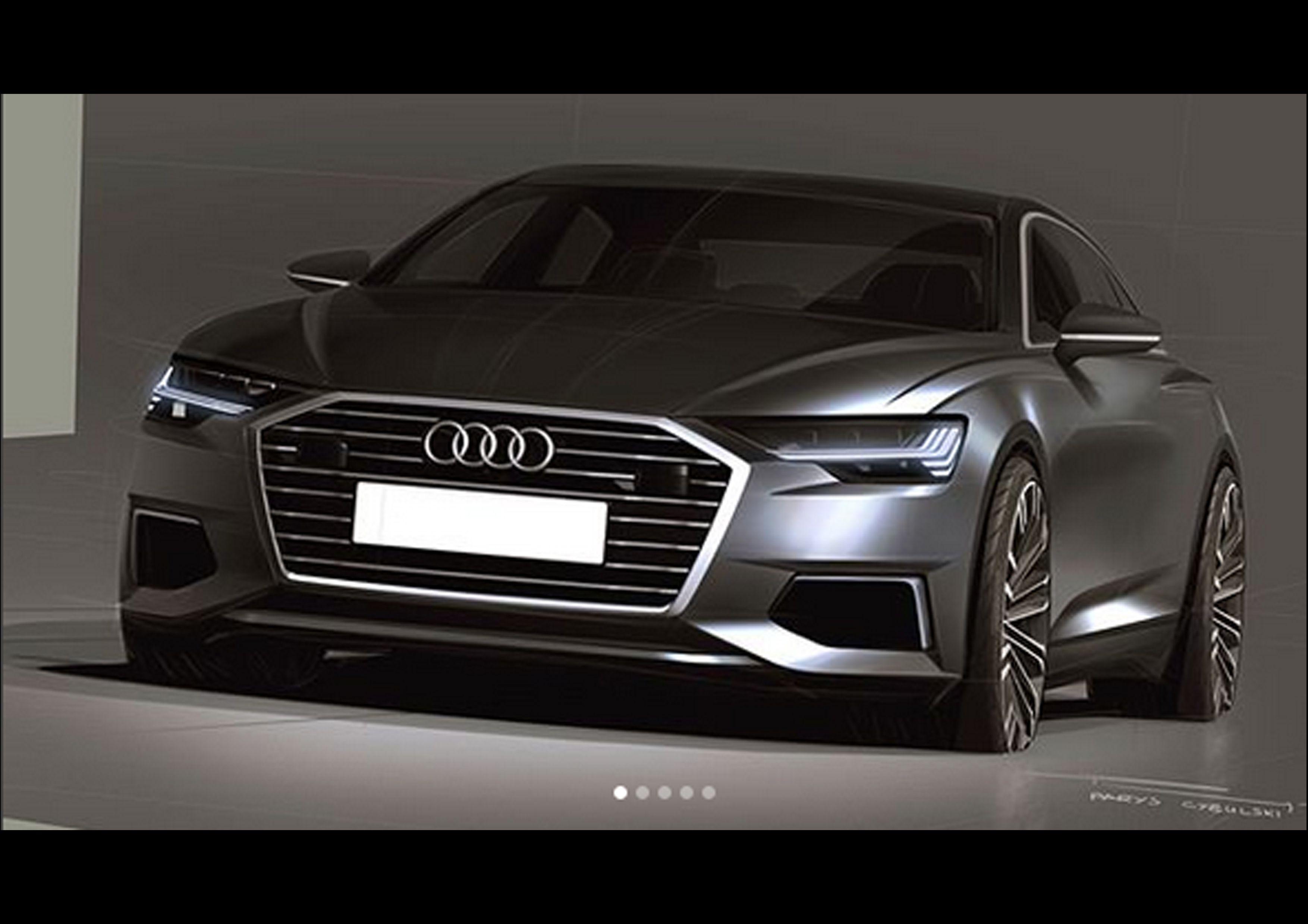 Audi A6 New Concept Car Pinterest Audi A6 Sketches And Car Sketch