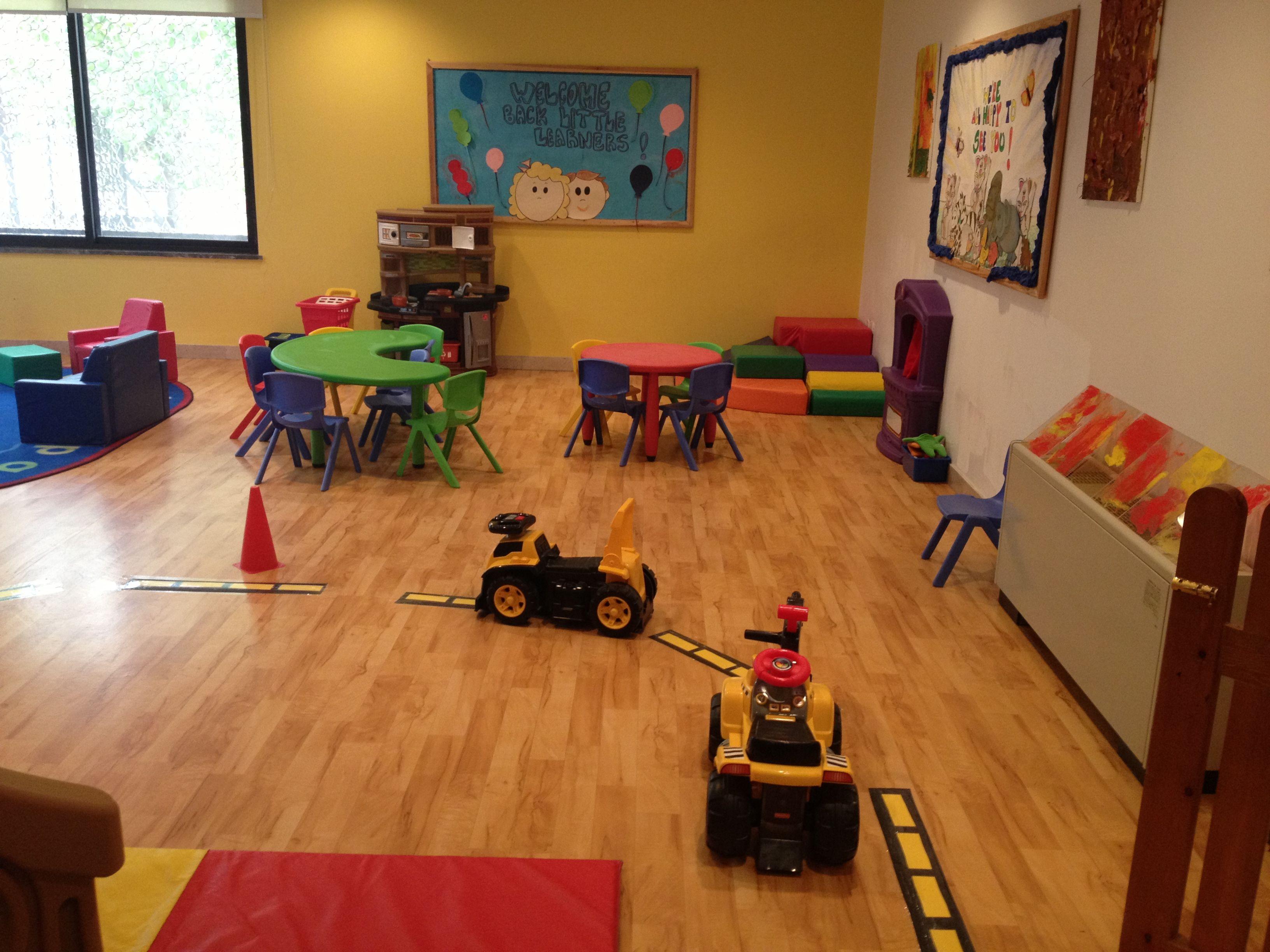 our multipurpose room