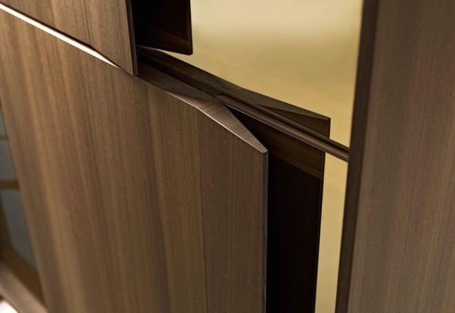 ORIGAMI Massimo Castagna Furniture handles