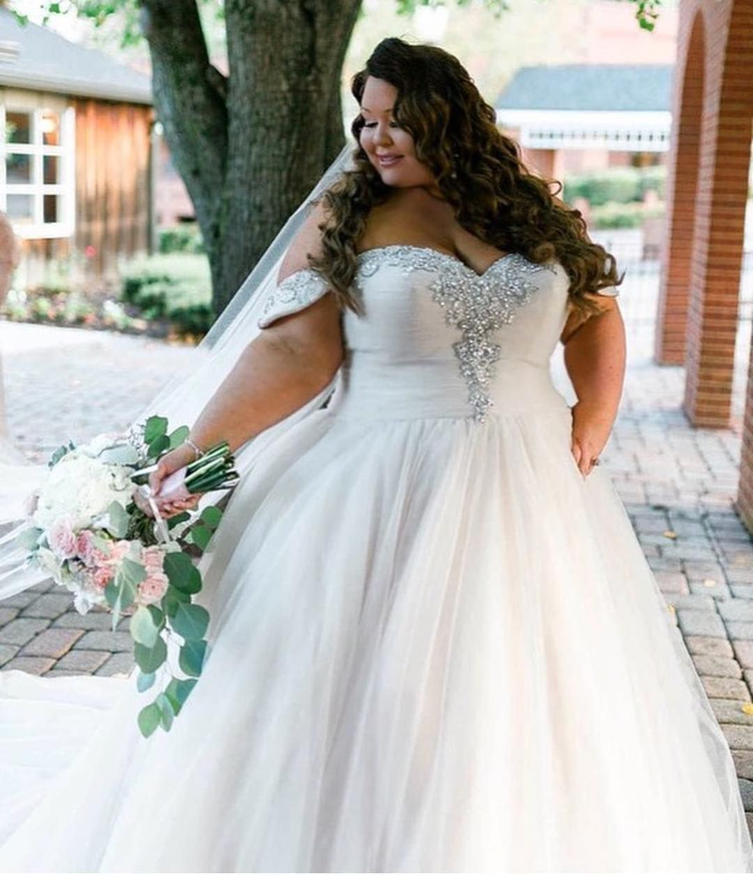 Custom plus size wedding dresses by darius bridal wedding dress