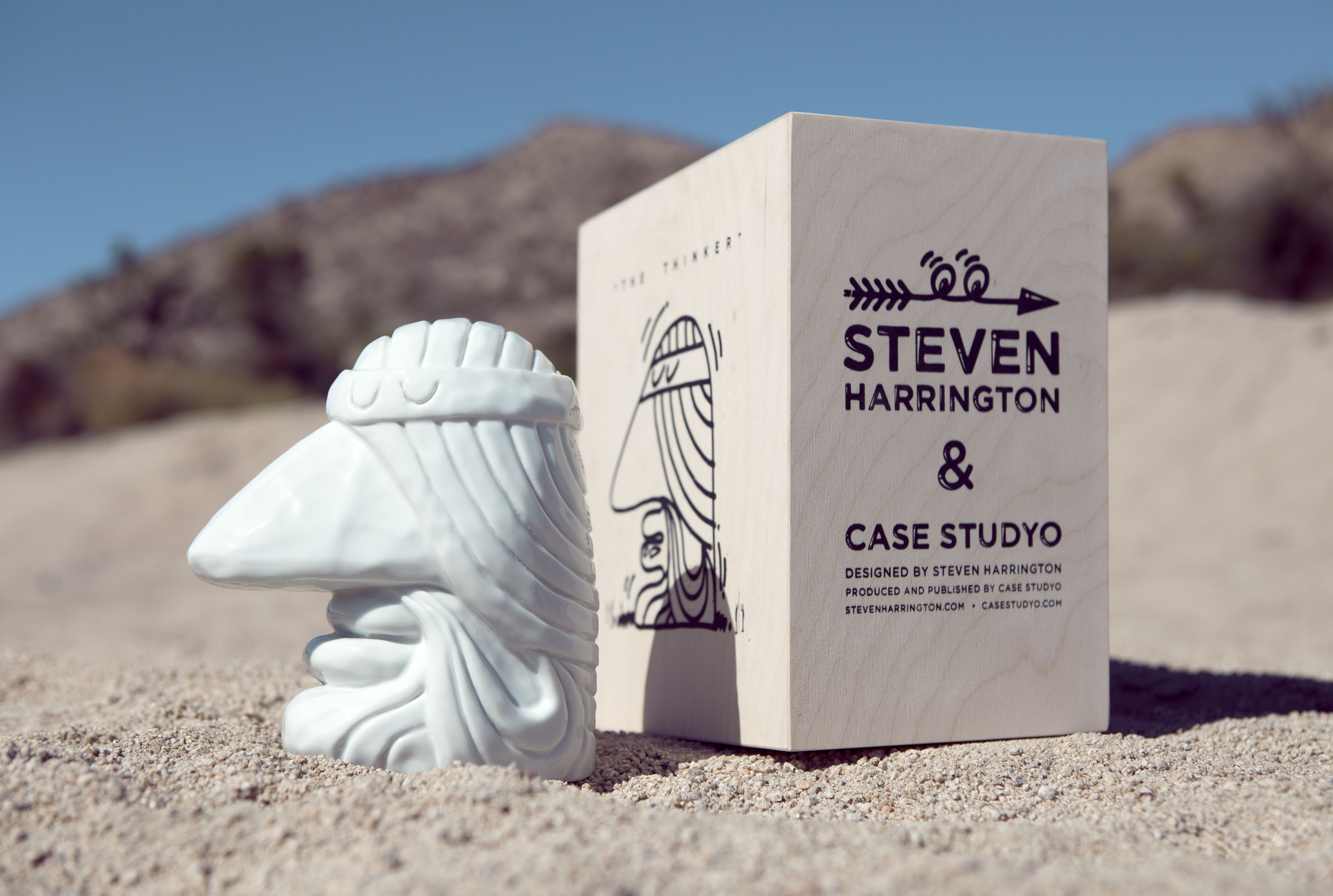 ceramic steven harrington