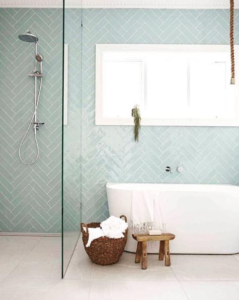 Notre sélection des plus belles salles de bains !