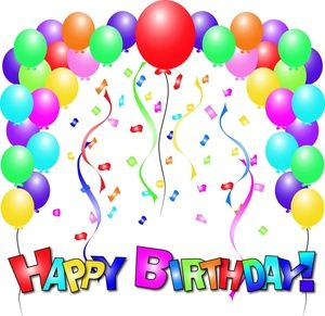 free birthday balloon art birthday clip art images birthday stock