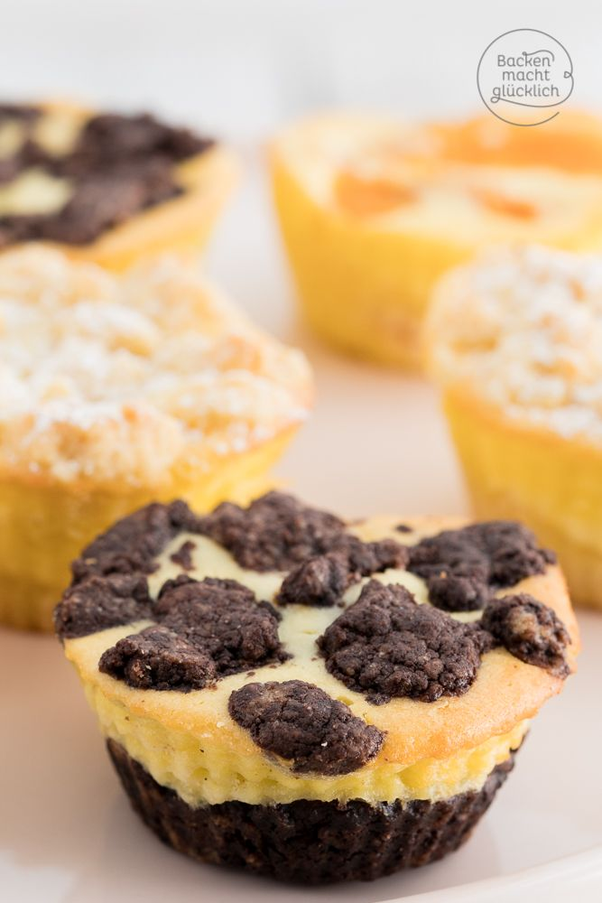 Käsekuchen-Muffins | Rezept | Muffins und Rezepte