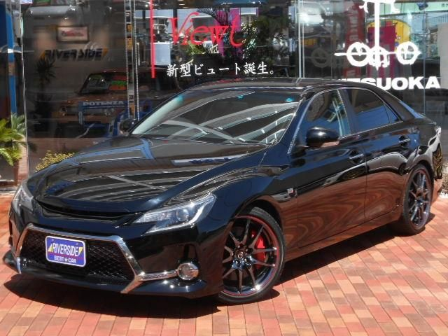 Photo of TOYOTA MARK X 250G S PACKAGE GS / used TOYOTA