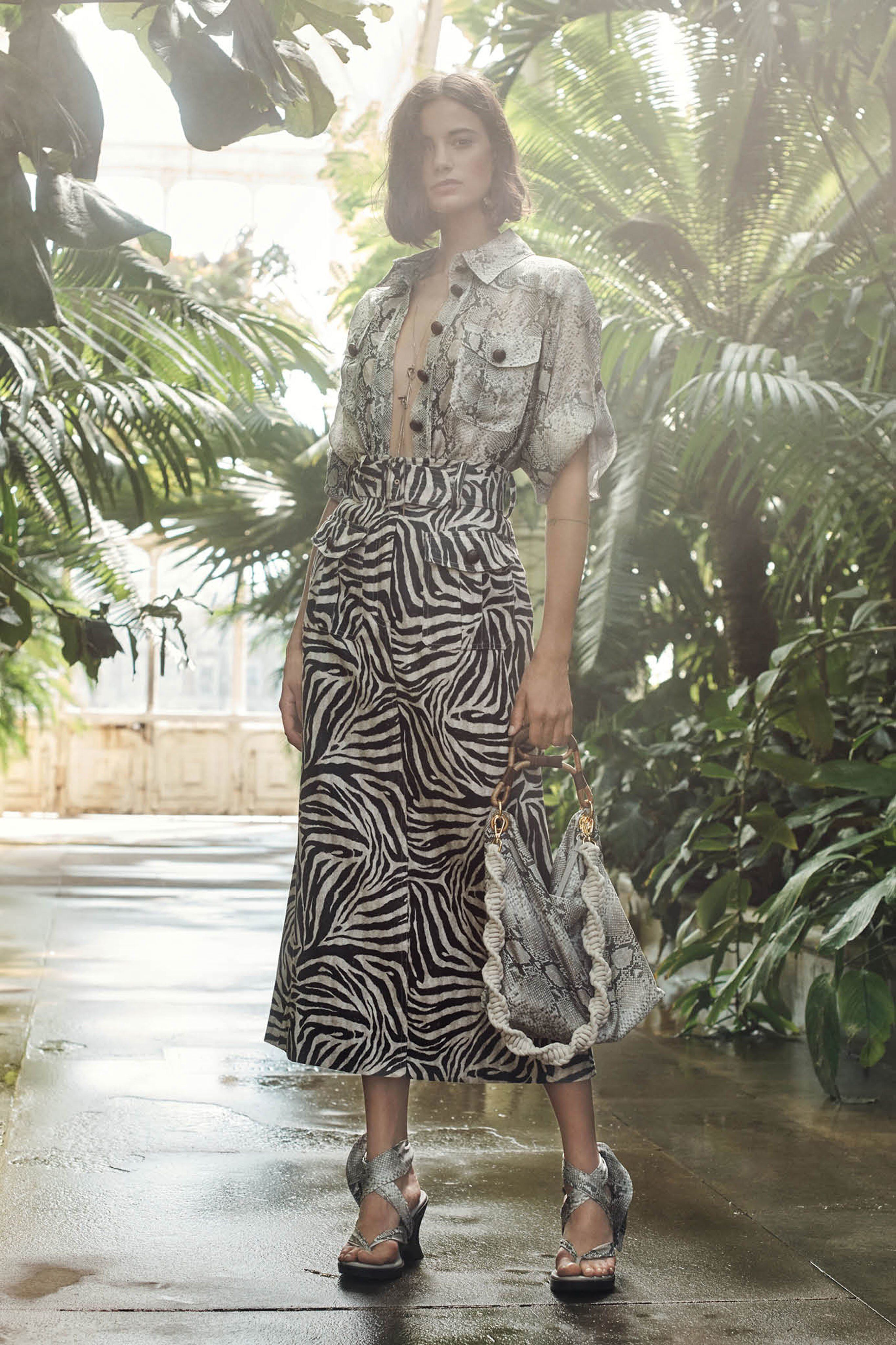 Zimmermann resort fashion show collection see the complete