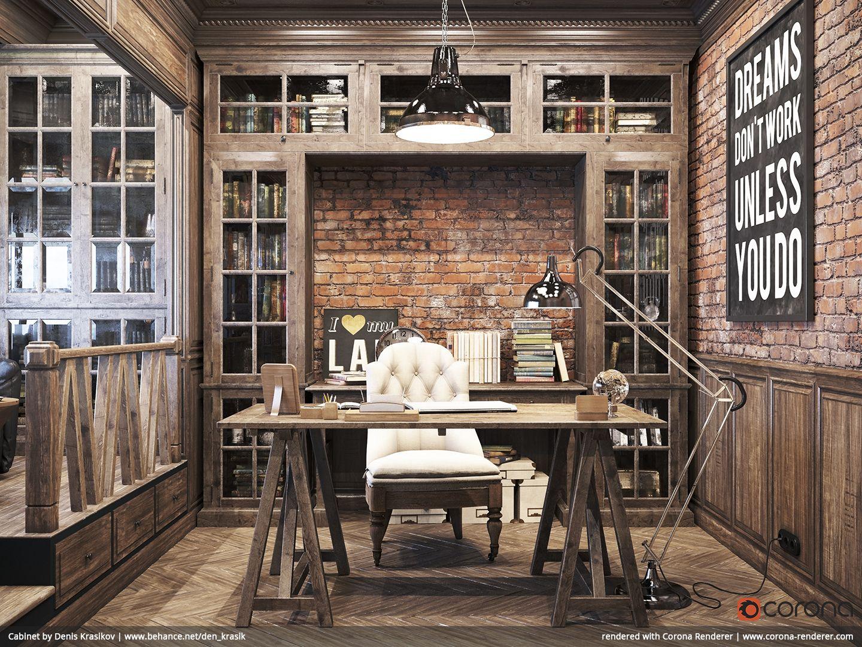 Vintage zimmer dekor ideen pin von deko auf arbeitsplatz  pinterest  buero bürodesign und