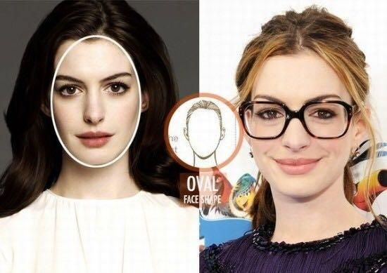 cf98dd42a5 Image result for glasses for oval face shape female