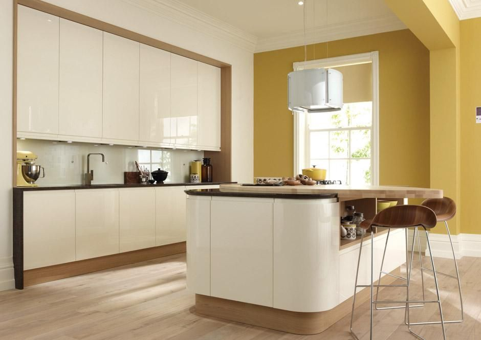 Best Pws Remo Handleless Gloss Range Shown In Alabaster Shown 400 x 300