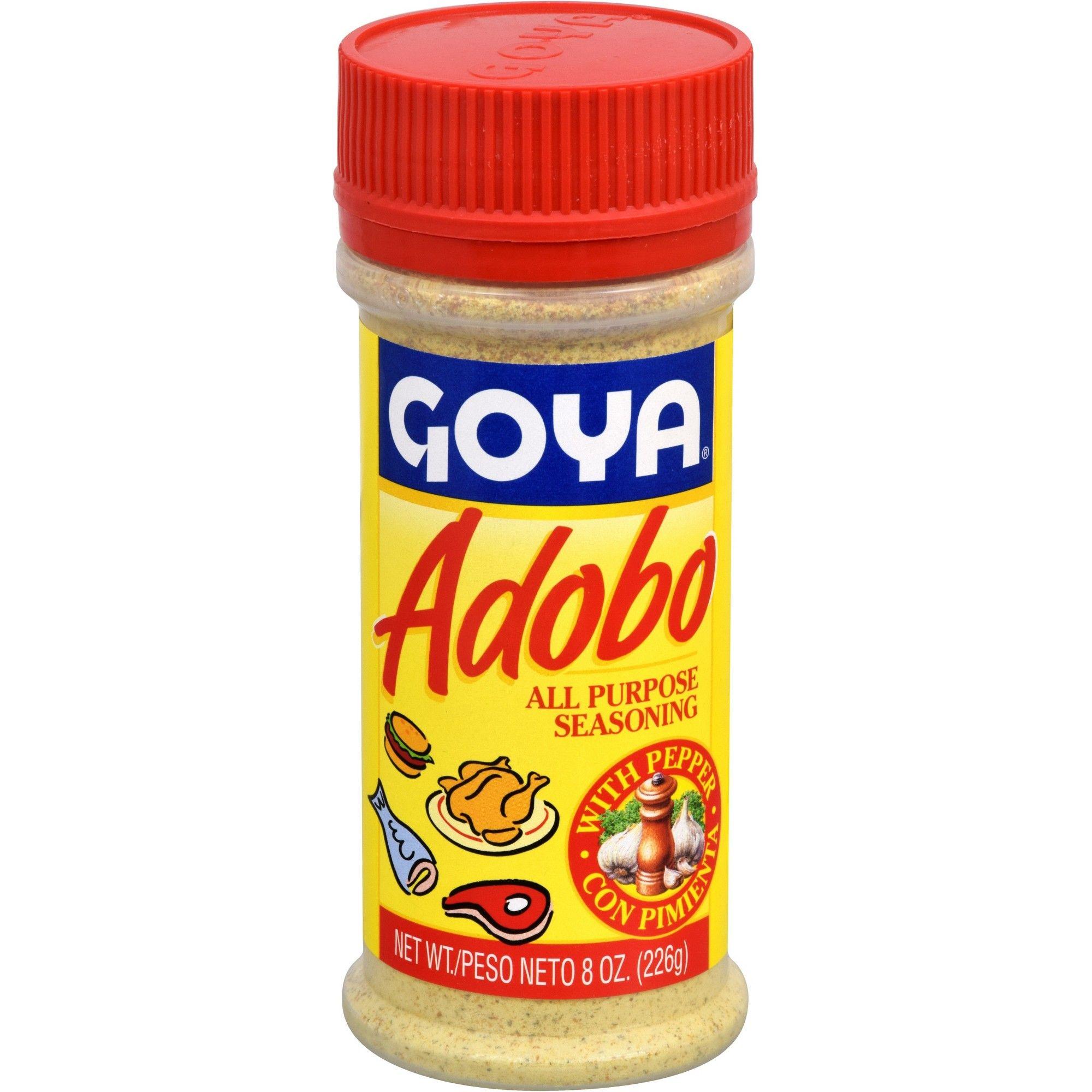 Goya Adobo All Purpose Seasoning 8 oz, Adult Unisex All
