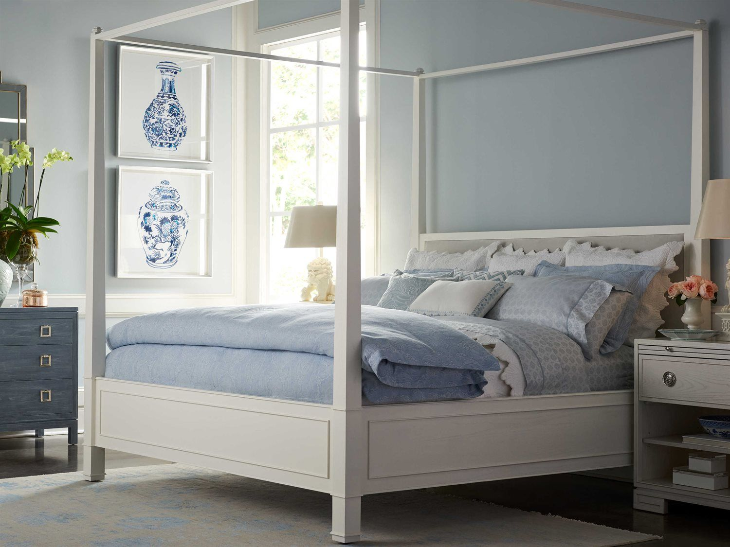 Lillian August King Poster Bed in 2020 King poster bed