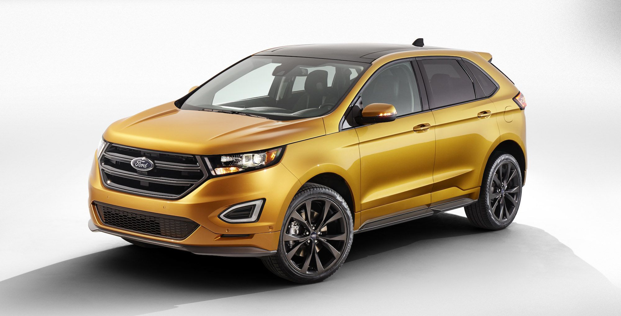 2015 Ford Edge Territory replacement revealed